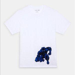 Coach Marvel Black Panther T-Shirt
